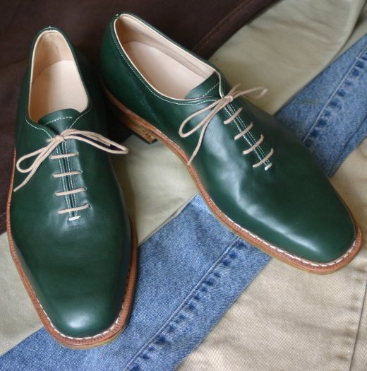 Deep Green Oxford